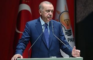 Erdoğan, belediye başkanlarıyla bir araya geliyor