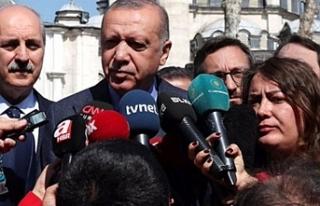 Erdoğan Diyarbakırlı annelere mesajı verdi