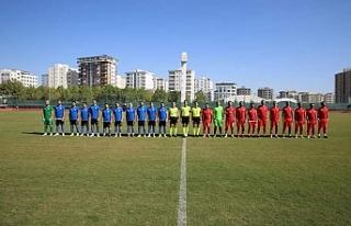 Karbel Karaköprü Spor 3 Puan Alarak Maçtan Ayrıldı