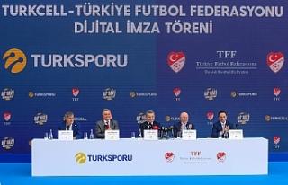 Türkiye'nin Turkcell'i, Türkiye'nin gururuyla...