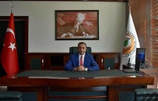 Urfa'ya Antepli Bölge Müdürü