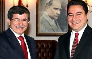 Yeniden Refah Partisi'nden Davutoğlu ve Babacan'a...