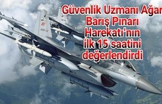 Barış Pınarı Harekatı neler yaşanıyor!