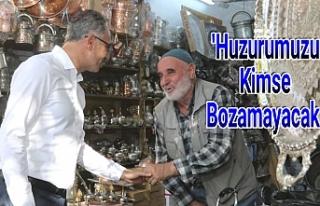 'Urfa huzurun başkentidir'...