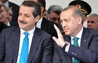 Çelik'in önerisine Erdoğan destek verdi...