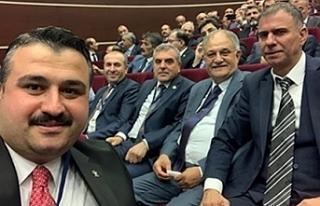 Cumhurbaşkanı Erdoğan Urfa'da Görev yapmış...
