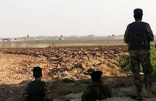 Darbasiyah kasabası da kontrol altına alındı