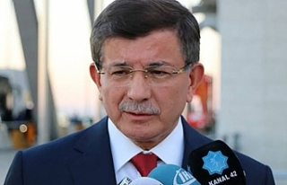 Davutoğlu'dan flaş açıklama!
