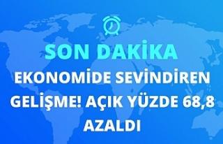 EKONOMİDE GÜZEL GELİŞME...