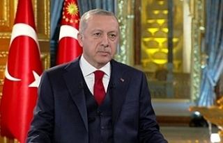 Erdoğan'dan Gövenli Bölge Şanlıurfa Açıklaması