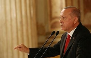 Erdoğan'dan dikkat çeken 'güvenli bölge'...