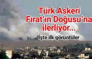 Erdoğan harekatı duyurdu...
