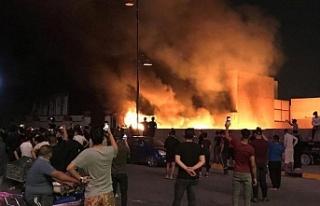 Irak'ta korkunç olaylar! Ölümler artıyor