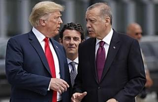 Ne dediğini bilmeyen Trump'tan Flaş Türkiye...