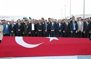 Şehit Türkel memleketine uğurlandı