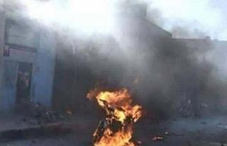 Tel Abyat'ta Bombalı Saldırı!