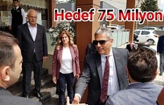 Türsab Başkanı Bağlıkaya iddialı konuştu...