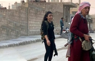 YPG Çaresiz Yaşlıları Zorla Silah Altına Alıyor!