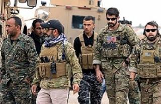 ABD Şaşırtmadı yine teröristlerle el ele