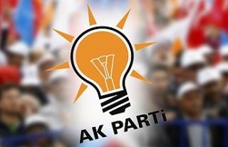 AK Parti'de 'kongre' istifaları