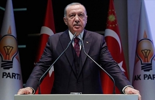Erdoğan'dan 3 kasım paylaşımı