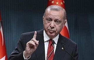 Erdoğan'dan alevi evlerinin işaretlenmesine...