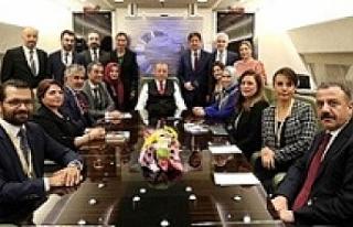 Erdoğan'dan Harekat Devam Edecek Açıklaması