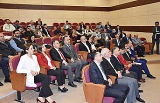 HRÜ uluslararası 2 kongreye ev sahipliği yapıyor...