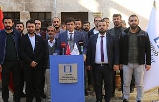 Karadağ, 'Bir grup şehre zarar veriyor!'