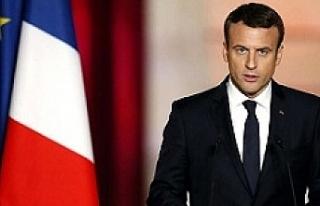 Macron'dan skandal Türkiye açıklaması!