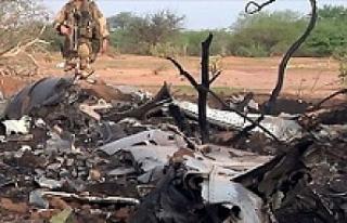 Operasyonda helikopter düştü 13 asker hayatını...