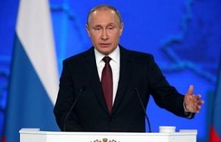 Putin tedbir aldı
