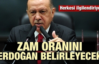 Son söz Erdoğan'da...