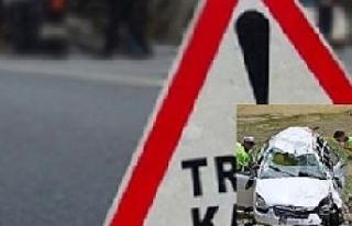 Suruç'ta Kaza Ölü Ve Yaralılar Var