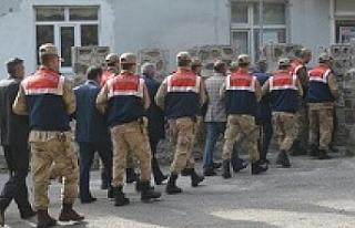 Terör örgütüne yardım eden 6 muhtar gözaltına...