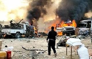 Teröristler yine sivilleri hedef aldılar çok sayıda...