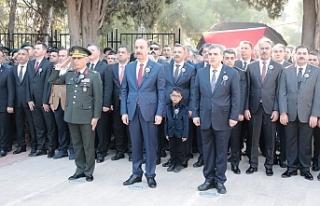 Urfa'da Atatürk anıldı...