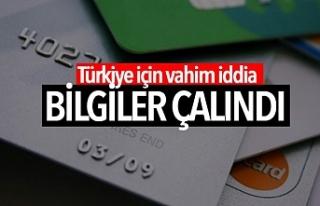455 bin kişinin kredi kartı bilgileri çalındı