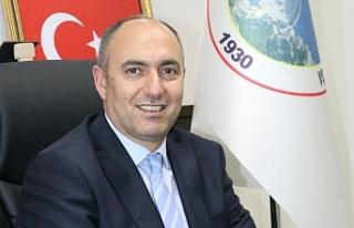 Aksoy'dan yeni yıl mesajı