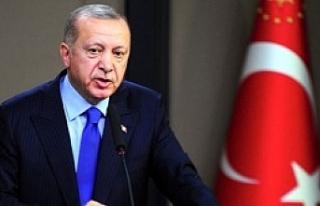 Cumhurbaşkanı Erdoğan'dan flaş Simit Sarayı...