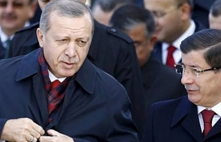 Erdoğan'dan Davutoğlu'na ilk yorum...