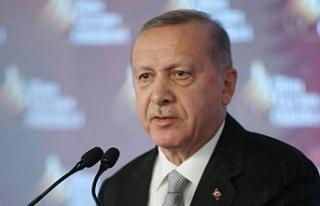 Erdoğan'dan rest...
