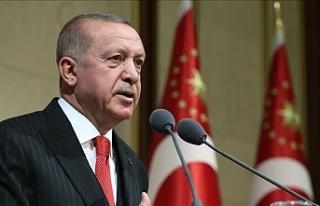 Erdoğan'dan seçimle ilgili önemli açıklama...