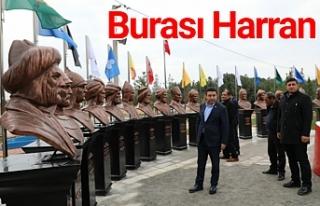 Harran'da 800 yıllık tarih canlanıyor...