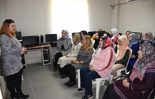 Hilvan'da kadınlara sağlıklı yaşam semineri