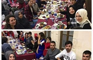 HRÜ öğrencileri bir araya geldi