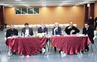 İkinci toplantı Siverek'te yapıldı