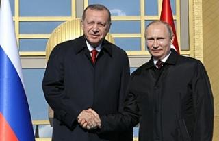 Putin, dev proje için Türkiye'ye geliyor