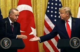 Trump, Türkiye yaptırımlarını önlemek için...
