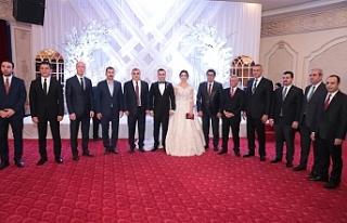 Urfa'da muhteşem düğün...